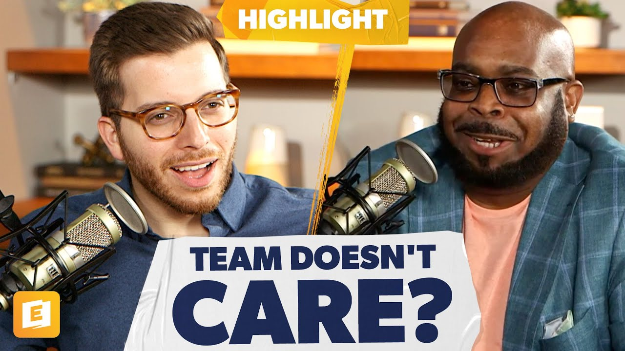 Why your Team Doesn't Care as Much as you do