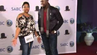 Top Billing Auditions 2012 Faith Mashele 0911