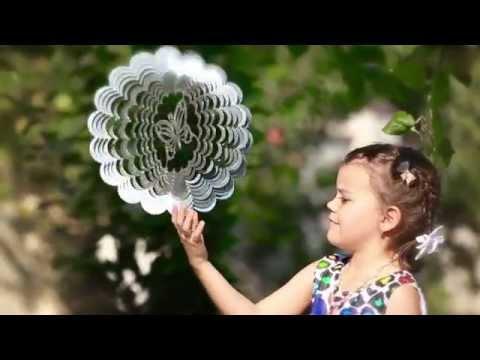 Видео GALA Украшение для сада