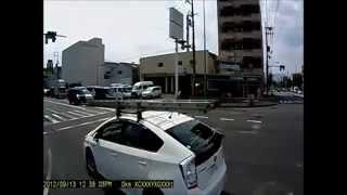 ドライブレコーダーは見ていた!事故・危険運転集