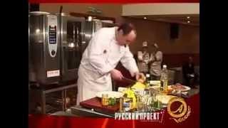 Шашлычки на шпажках из семги или лосося по-тайски рецепт от шеф-повара / Илья Лазерсон