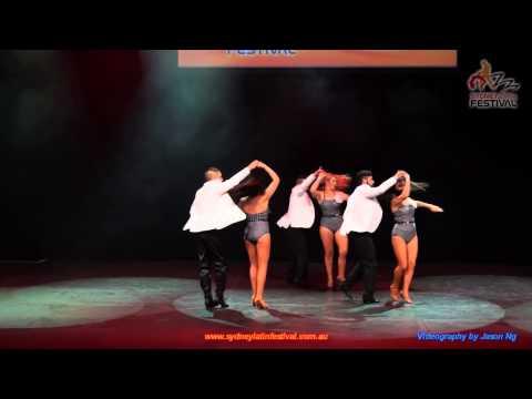 SLF 2015 - Sunday Evening - 9. Melbourne Dance Hub