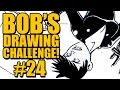 BOB'S DRAWING CHALLENGE #024 - Catwoman vs Black Cat