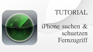 iOS TUTORIAL | iPhone Suchen und Schützen | Fernzugriff