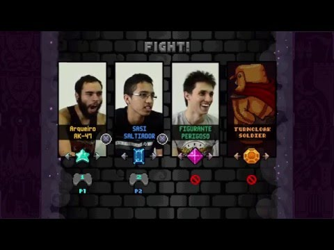 TowerFall Ascension - championship in da house