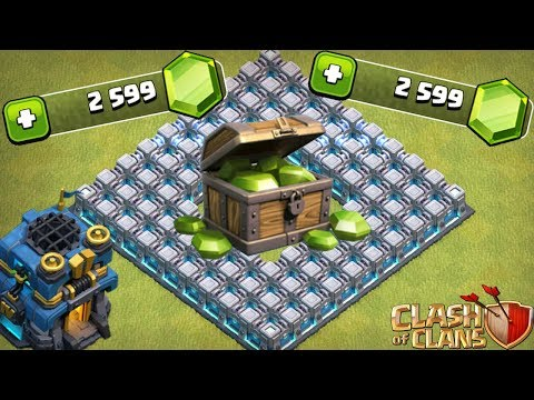 ICH BEKOMME GEMS! ☆ Clash of Clans ☆ Coc