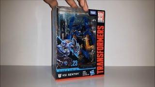 Hasbro Transformers - Studio Series 23 KSI Sentry Unboxing + Transformation
