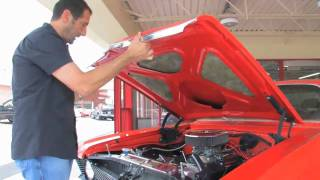 1971 Chevrolet Nova Pro Street for sale with test drive, driving sounds, and walk through video