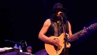 Rodriguez Rich Folks Hoax live at Liverpool Philharmonic Hall November 2012 P1080867.MOV