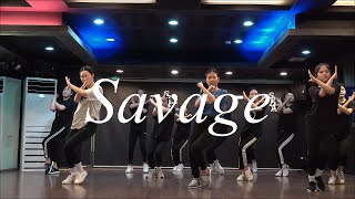 Megan Thee Stallion-Savage Choreography by HyunHo Lee