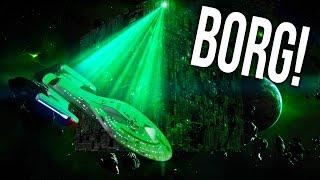 Star Trek Online - WE HAVE ENGAGED THE BORG!