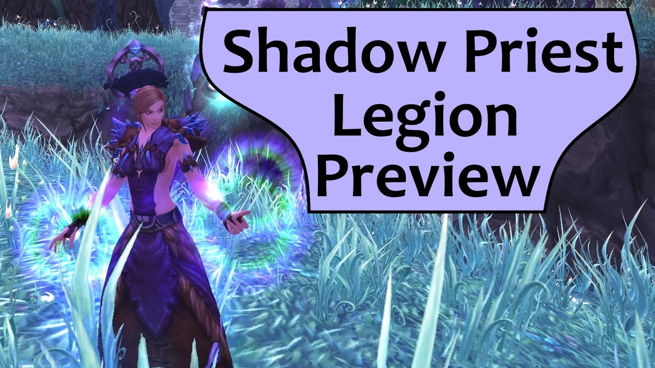 how to build a shadow priest