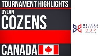 Dylan Cozens | Hlinka Gretzky Cup | Tournament Highlights
