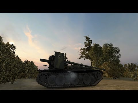 World of Tanks Subscriber Replays: Wehrmacht destroyers