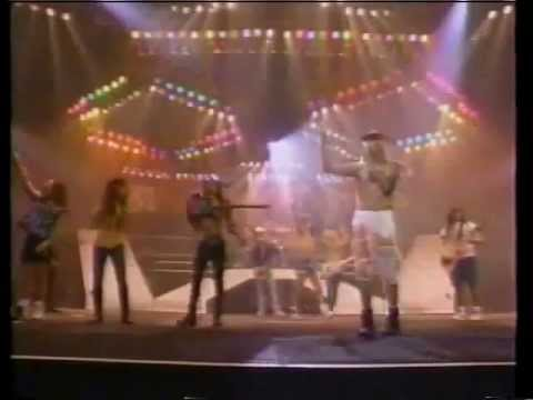 Warrant, Trixter and Firehouse -