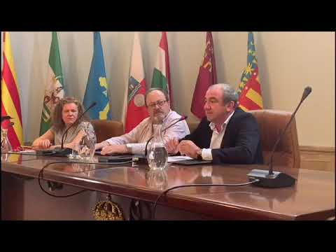 Darío Campos se despide de sus compañeros en la Diputación de Lugo