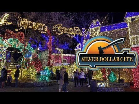 Christmas at Silver Dollar City 2018 Tour & Review with The Legend Mp3