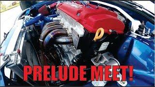 Honda Prelude Meet