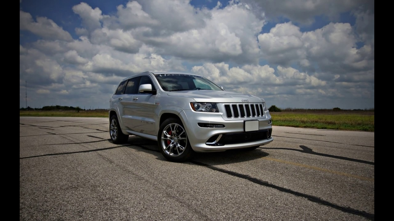 2013 Hennessey Jeep SRT8 392 HPE650  YouTube