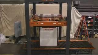 Phoenix PRRA-4000 demonstrating middle banding