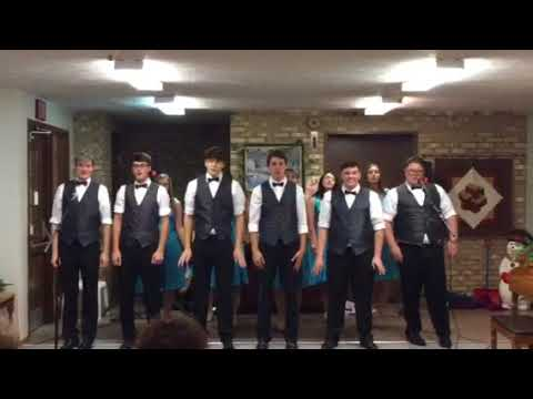 Mercer high school show choir