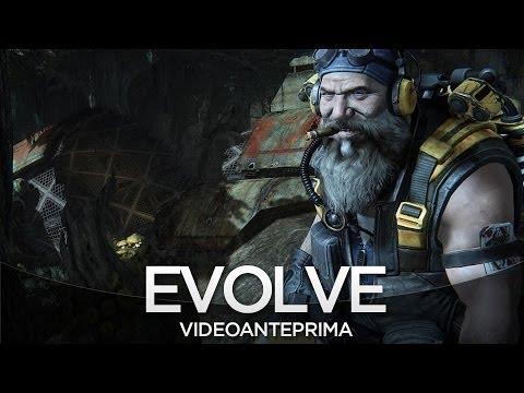 Evolve - Video Anteprima HD ITA