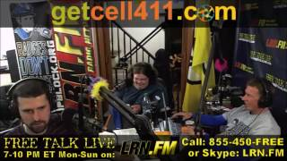 Flat Earth calls into Free Talk Radio - globalist hosts react, and struggle - Mark Sargent ✅