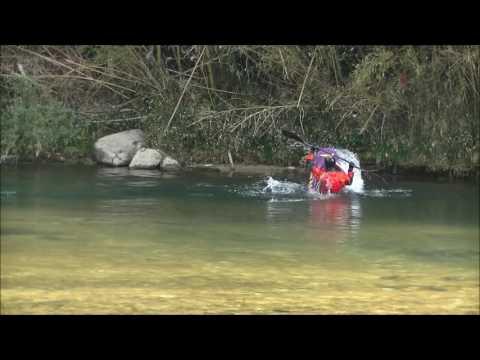 2016 11 6 HIROSHIMA still water freestyle kayaking