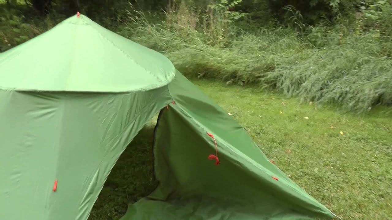 Mountain Hardwear Hoop Dreams Shelter Tested + Reviewed & Mountain Hardwear Hoop Dreams Shelter Tested + Reviewed - YouTube