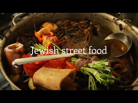 WhatTheFood - Jewish street food