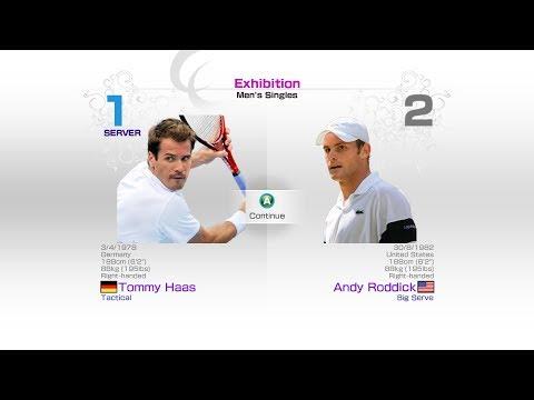 virtua-tennis-4-sega-tommy-haas-vs-andy-roddick-rafael-nadal-roger-federer-andy-murray-novak