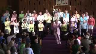 "Matt Corey Sings ""I Am Alive""—Seattle Unity Church—04-20-2014"