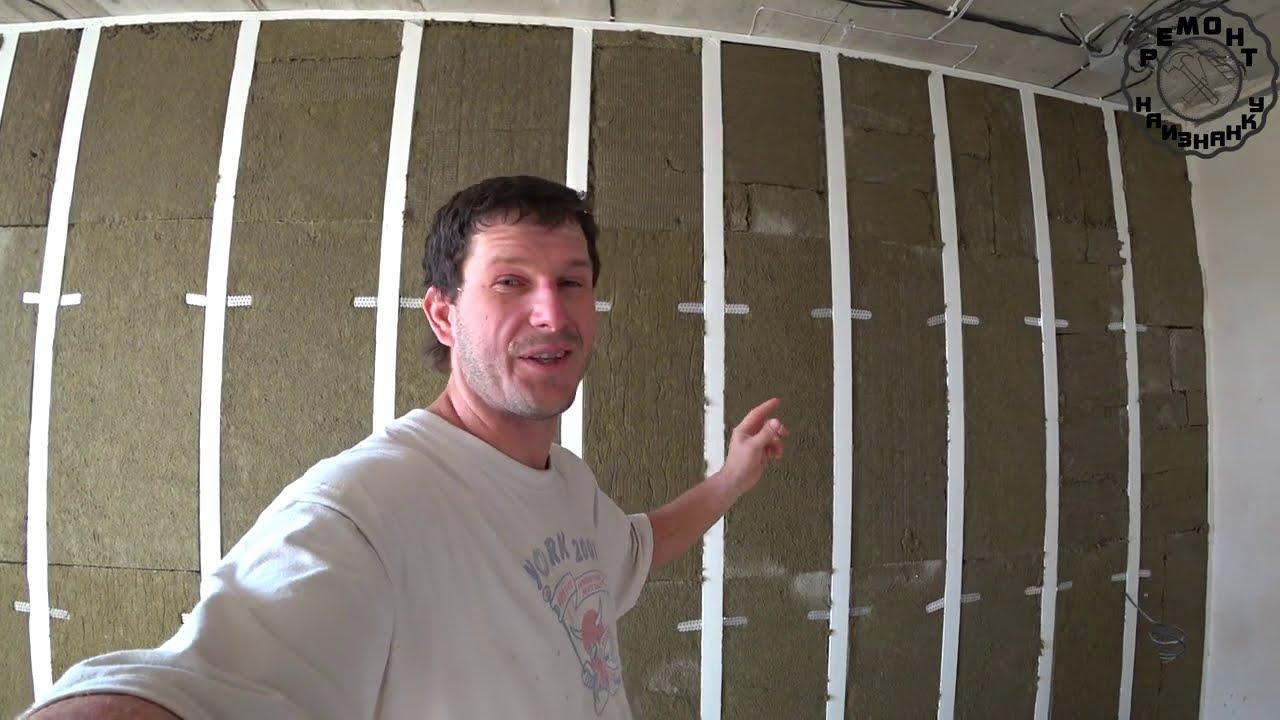 Минвата VS болгарка. Реальный тест на звукоизоляцию во время ремонта квартиры