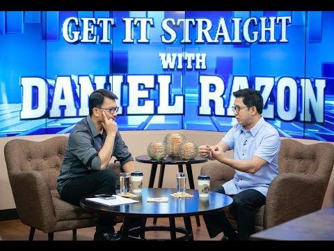 UNTV: QC Mayor Herbert Bautista on Get it Straight