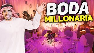 BODA ARABE MILLONARIA EN ABU DHABI