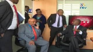 Suna East MP Junet Mohammed arrested outside Nation Centre