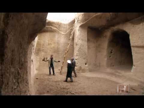 Underground Pelasgian cities in Cappadocia ╠05╣