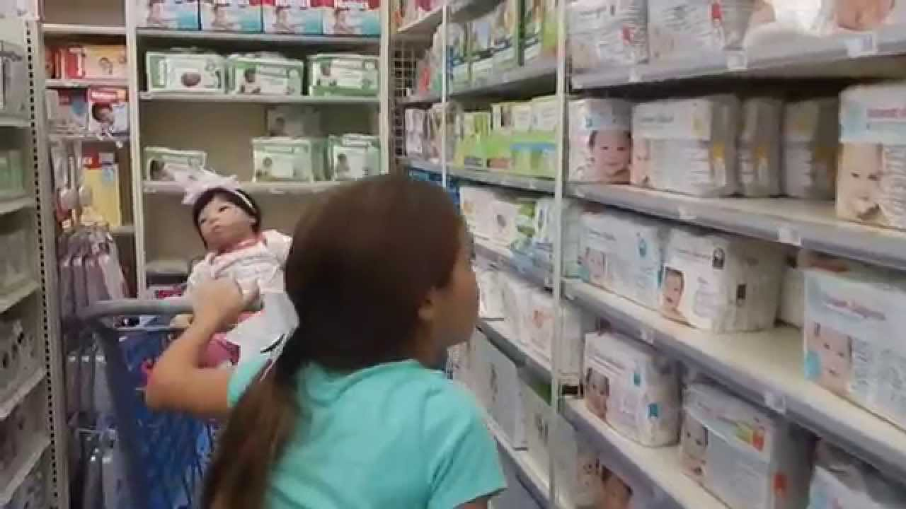 Buy Buy Baby Bottle and Pacifier Shopping With Reborn Baby Nischi ...
