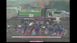 第一回・全日本ダンプカーレース(エンディング) /  '85 Japan dump truck race ( Ending )