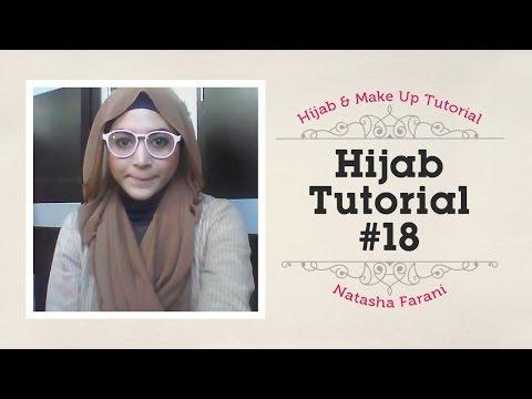 Hijab Tutorial - Natasha Farani #18