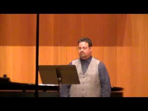 Four Hymns, Ralph Vaughan WIlliams, #'s 1 & 2