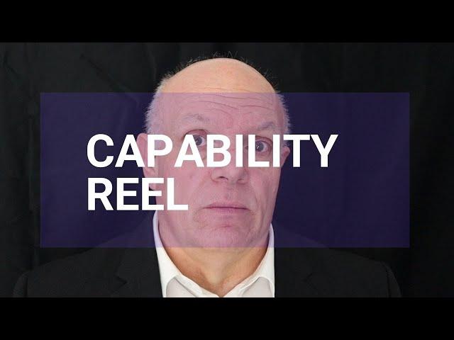 Derek Cheshire capability reel - Innovation Wise
