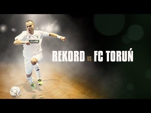 FE: Rekord Bielsko-Biała - FC Toruń 9:2 (5:1)