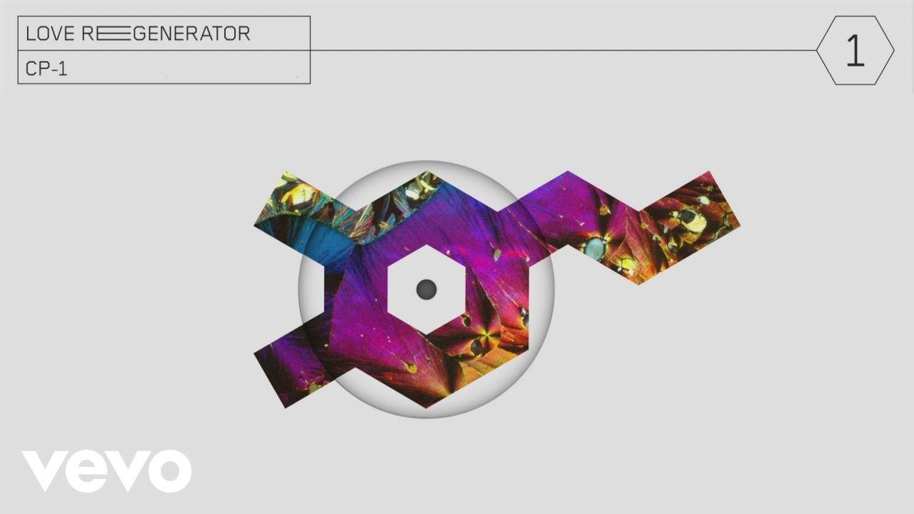 Download Love Regenerator, Calvin Harris - CP-1