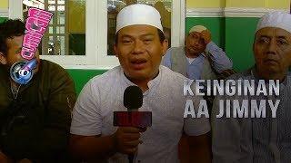 Sambil Nangis, Faang Wali Ceritakan Keinginan AA Jimmy - Cumicam 25 Desember 2018