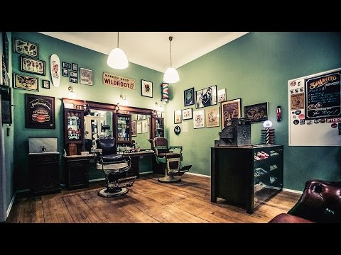 Holy Tiger Barbershop Making Of