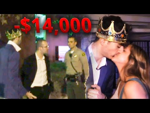 The Police SHUTDOWN My Party ($14,000 FINE)