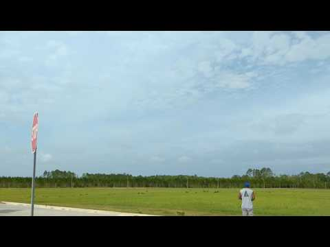 HSD Furious 200 Race Plane speed passes at 100+mph
