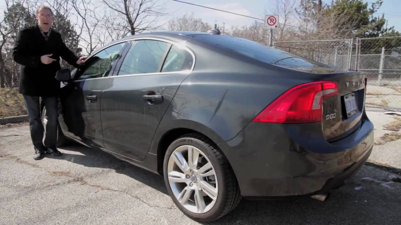 2012 Volvo S60 Review - Volvo's new S60 is growing a ...