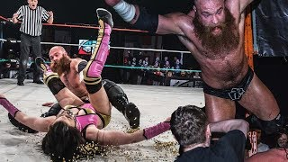 Gambar cover Top 10 Primate Moments In Defiant Wrestling